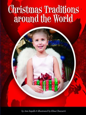 cover image of Christmas Traditions around the World